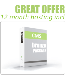 CMS Bronze Package
