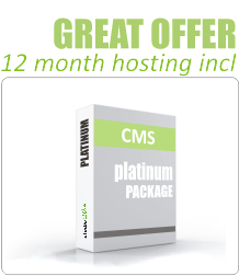 CMS Platinum Package
